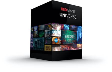 Red Giant UNIVERSE Subscription 1 Year